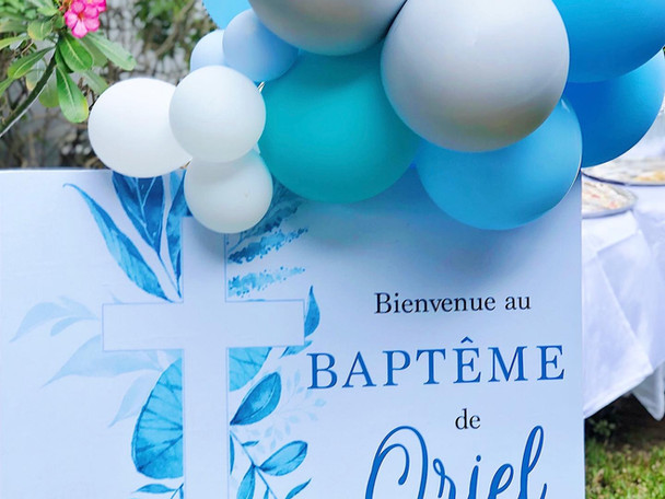 Baptism Oriel