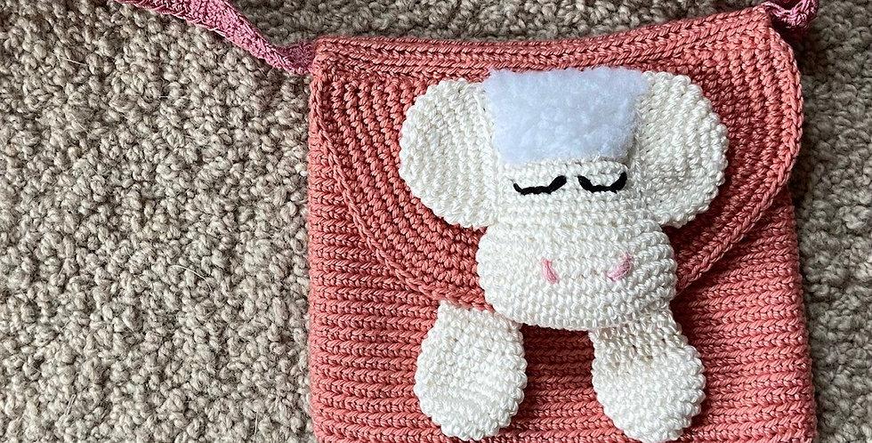 Tasche für Kinder handgehäkelt
