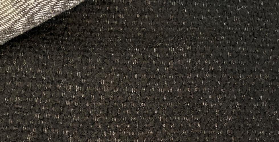 Wohn/Bettdecke 80% Wolle 20% Polyamid (dunkel)