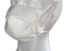 5er Sortiment BMNS-Maske, OHR hochwertig, 3-lagig  (Behelfs-Mund-Nasen-Schutz)