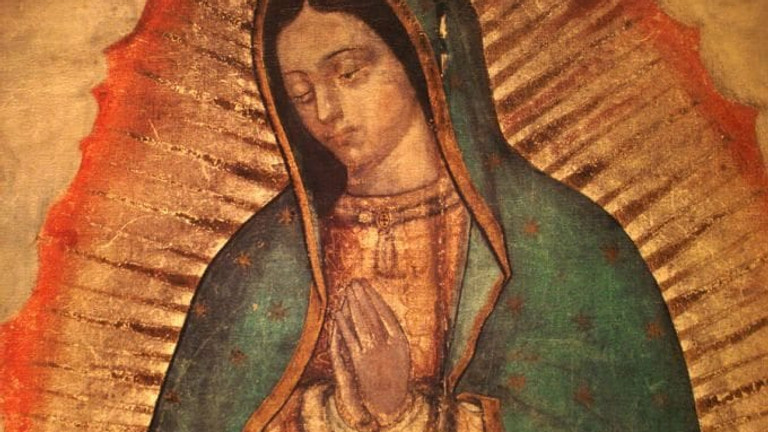 Feast of Our Lady of Guadelupe