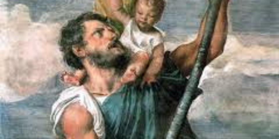 St Christopher | Święto Św. Krzysztofa