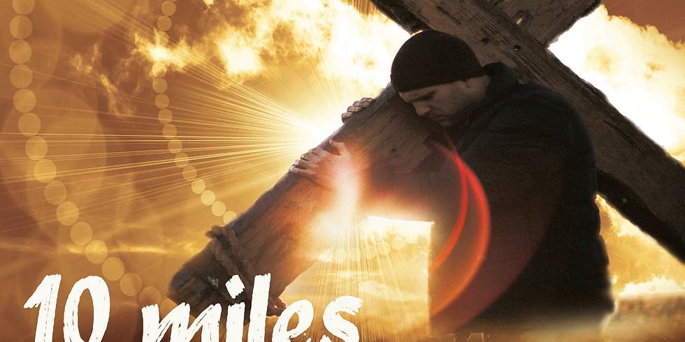 10 Miles with Jesus | 10 mil z Jezusem