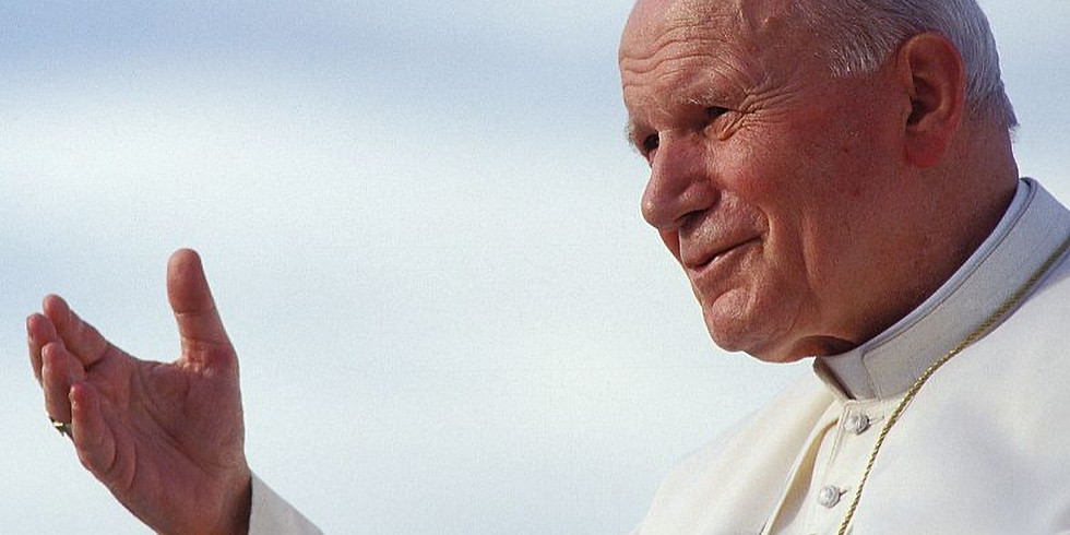 Feast of St. John Paul II | Odpust Patronaly Św. Jana Pawła II