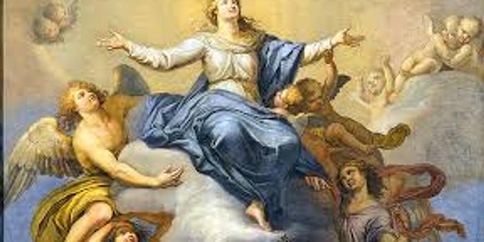 Assumpiton of Holy Mary | Wniebowzięcie Najświętrzej Maryi Panny