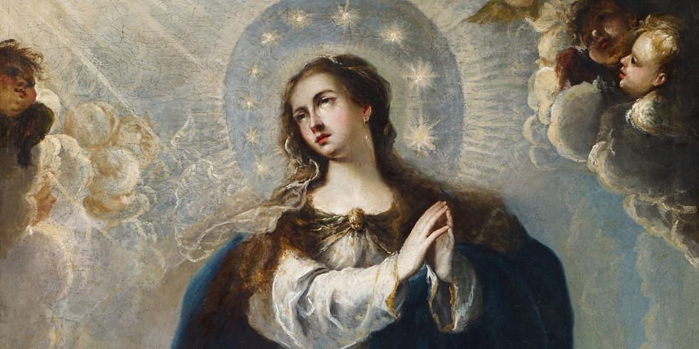 Niepokalane Poczęcie Najświętrzej Maryi Panny
