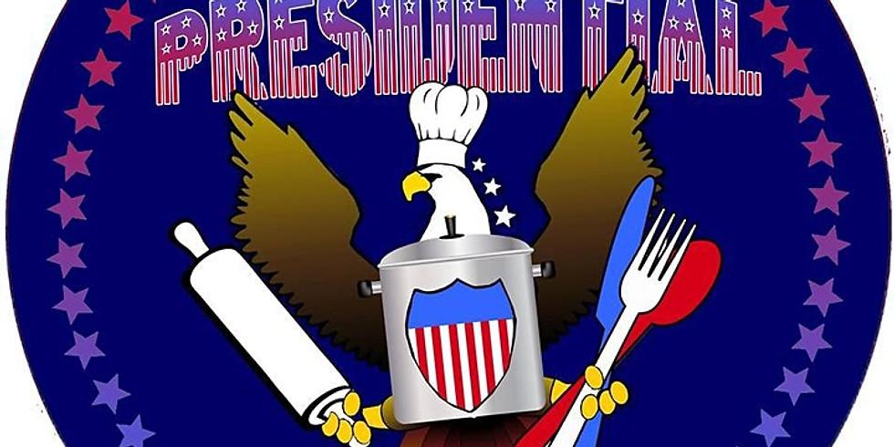 Presidential Soul: A Virtual Presidential Inauguration Event