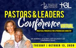 Pastors & Leaders Conference