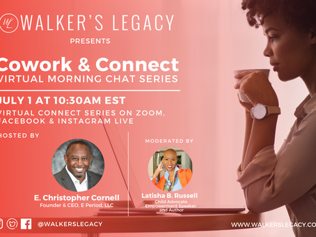 Cowork & Connect-Virtual Morning Chat Series