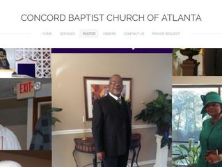 Concord Baptist Church| June 10, 2018