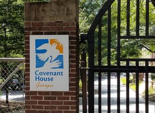 First, we serve! | AAIP at Covenant House Atlanta