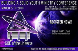 Building A Solid Youth Ministry