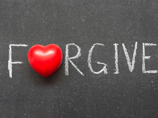 Created To Love Blog: It Is Important to Forgive