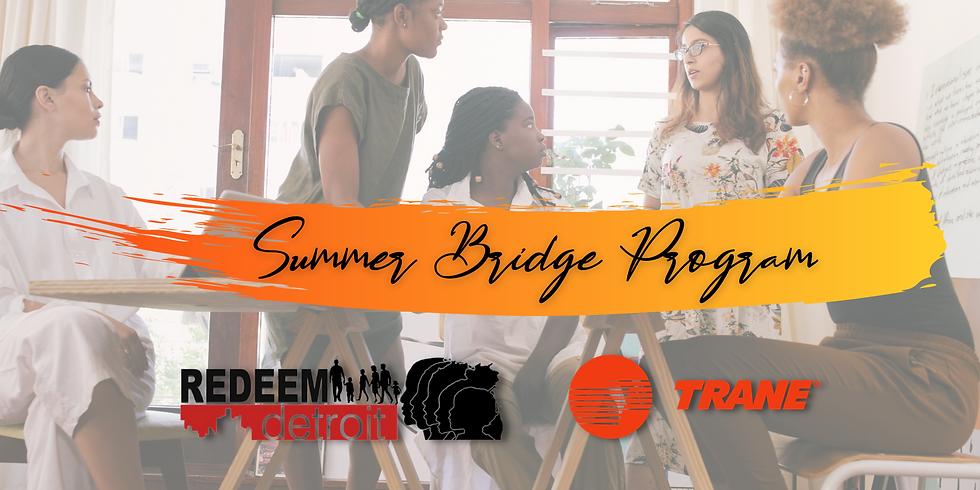Project NOAH Summer Bridge Program