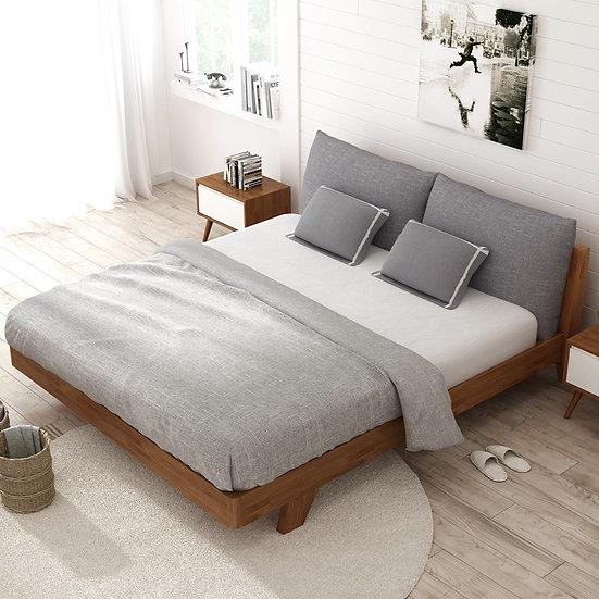 GOBF09-Solid wood Bed Frame
