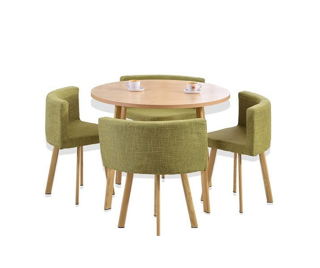 GODTB03-Dining Table with 4 chairs