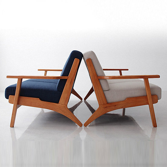 Lounge Chair: LC14