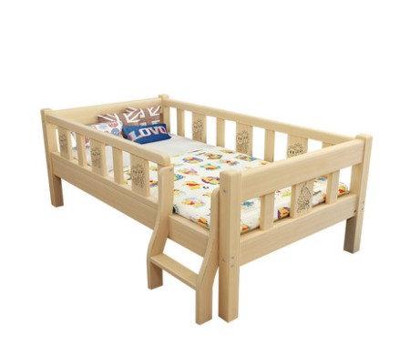 GOBF08-Solid wood Bed Frame