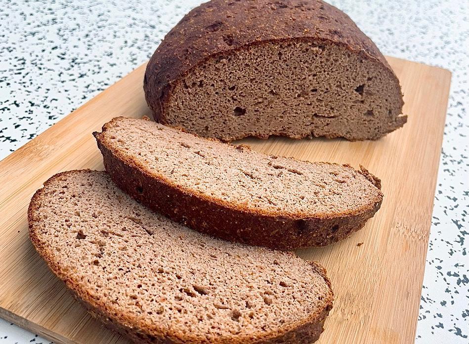 Low Carb Brot (grün)