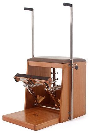 Pilates com aparelhos - Chair