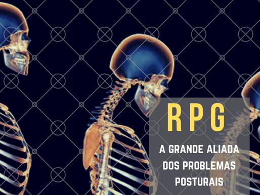 RPG: a grande aliada dos problemas posturais