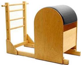 Pilates com aparelhos - Barrel