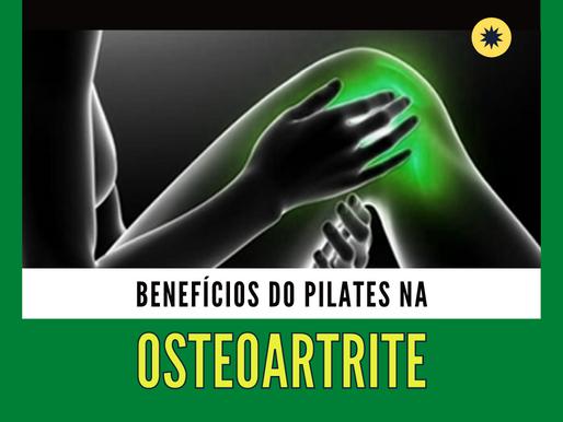 Benefícios do Pilates na osteoartrite