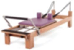 Pilates com aparelhos - Reformer