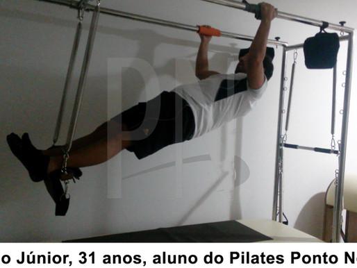 Por que mais homens não fazem Pilates?