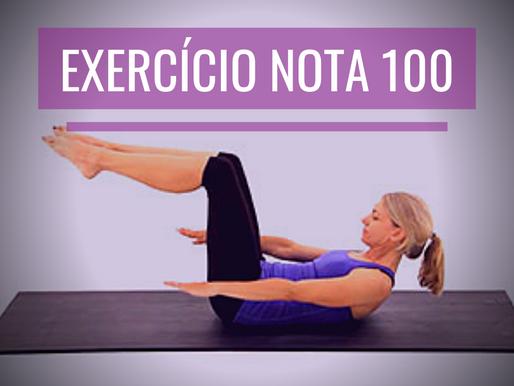 Exercício nota Cem
