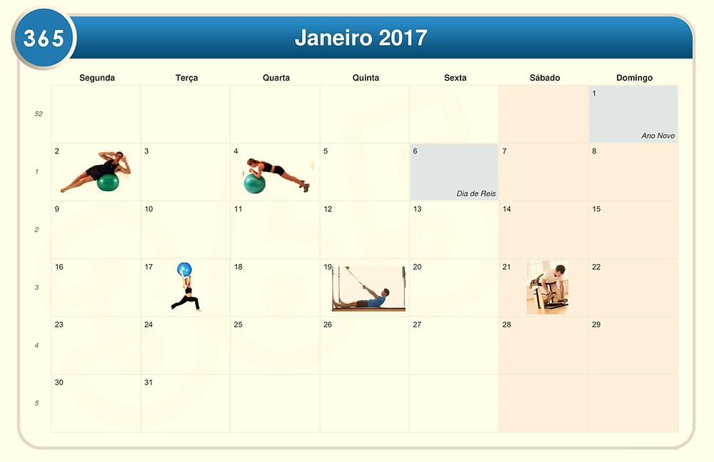 Que tal Pilates em 2017? - Blog Pilates Ponto Norte