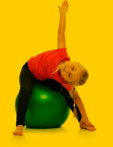 Pilates para Crianças: aptidão para o futuro