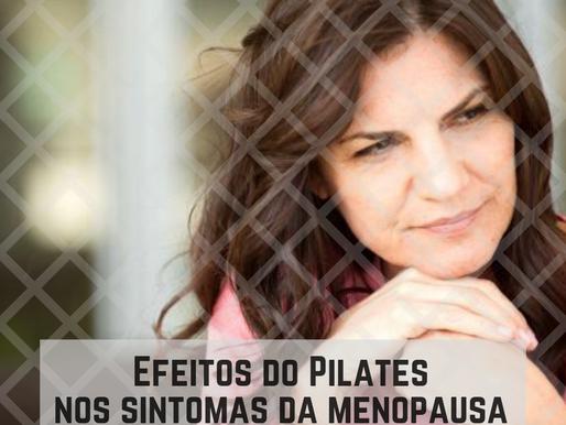 Efeitos do Pilates nos sintomas da menopausa