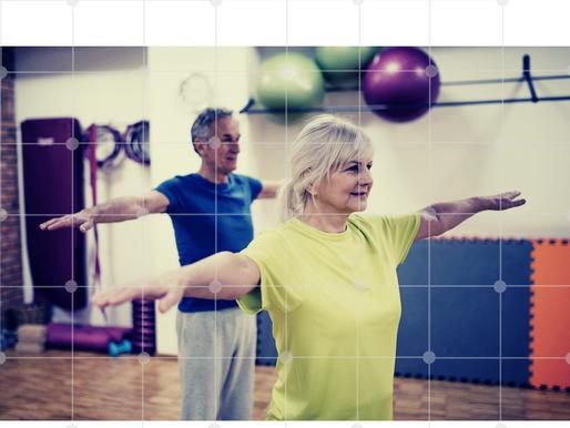 Pilates na terceira idade – Um jeito moderado e eficaz de manter a forma