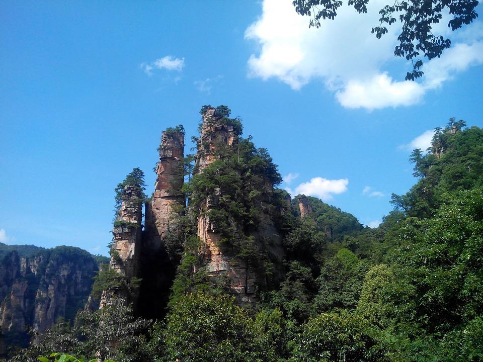 zhangjiajie-439092_960_720