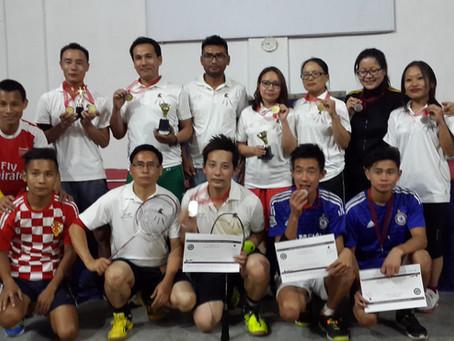 ZAPA Shuttlers Badminton Tournament