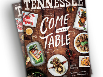 "Tennessee Tourism Invites Visitors to ""Come to the Table"" With Culinary-Themed 2021 Vacation Guide"