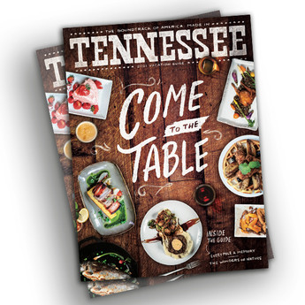 """Tennessee Tourism Invites Visitors to """"Come to the Table"""" With Culinary-Themed 2021 Vacation Guide"""