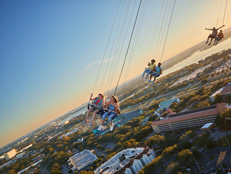 Orlando Attracts Travelers as They Prepare for Summer Trips and Beyond