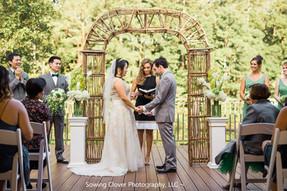 Chattahoochee Nature Center Named Winner of The Knot Best of Weddings for 2021