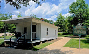 Postcard from Tupelo, Mississippi