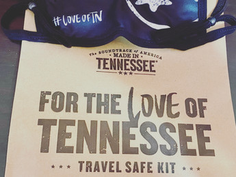 "Free ""Travel Safe"" Kits at Tennessee Welcome Centers"