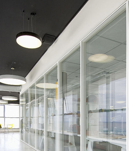 Mould-free commercial and industrial workplaces