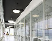 industriel, restauration des surfaces extérieurs, application de scellant,  maximiser l'efficacité du système de ventilation