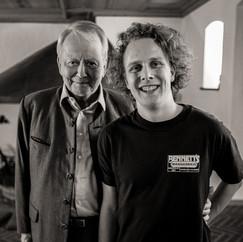 Dr. Wolfgang und Ferdinand Porsche