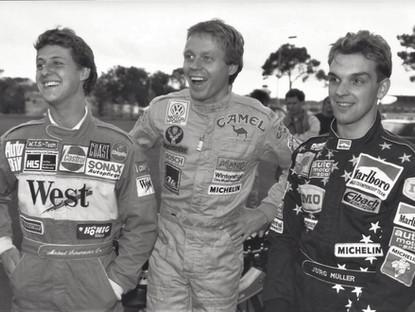 Rainer Braun über die Formel 3; Teil 2: von Otto Rensing und Michael Schumacher bis zur Euro Series*
