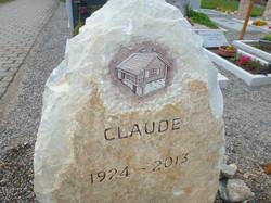 Rocher en St-Léonard