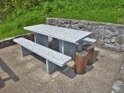 Table de jardin ou d'interrieur