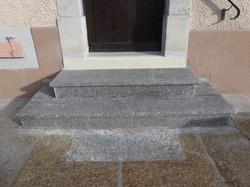 Rénovation escalier, après
