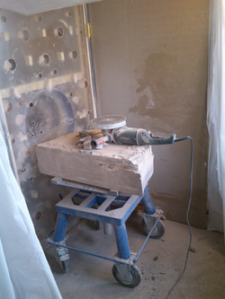 Fabrication lavabo